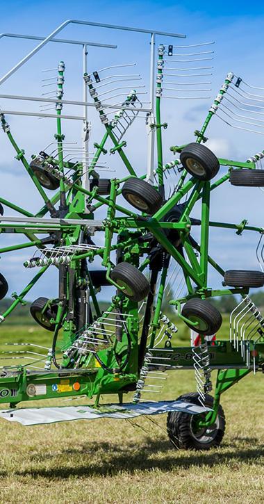 Poľnohospodárske závesné náradie