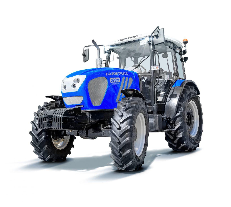 Farmtrac 690 DTn
