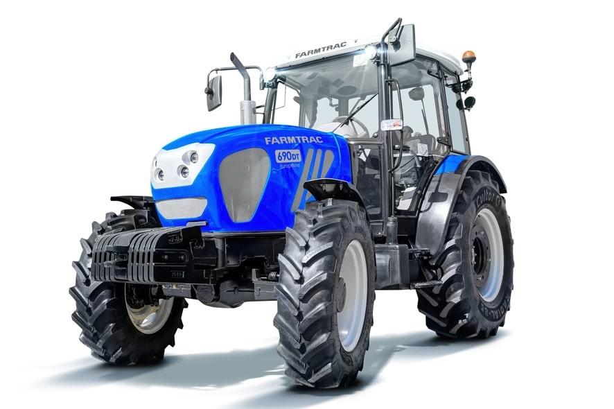 Traktory Farmtrac