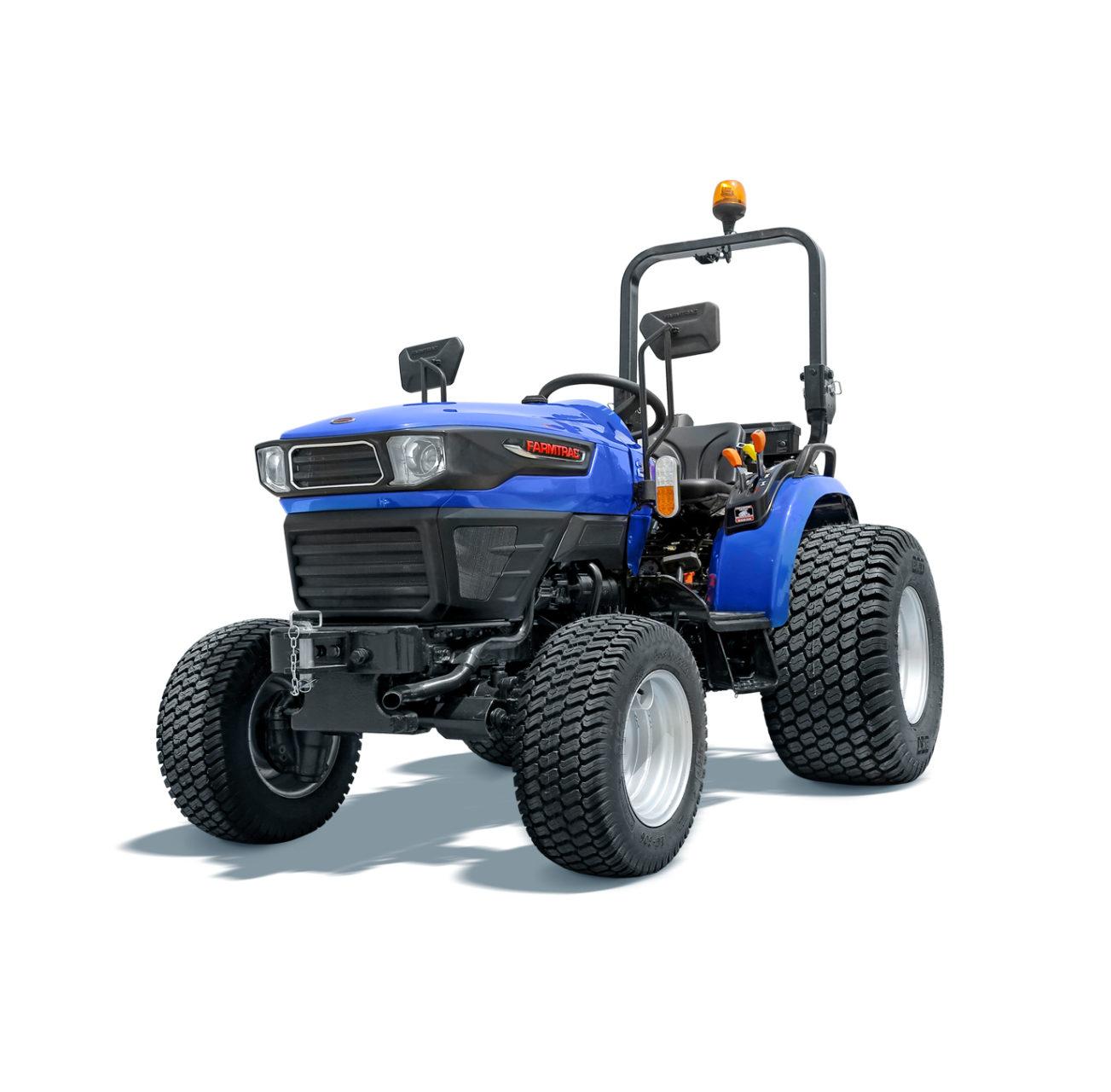 Farmtrac Compact