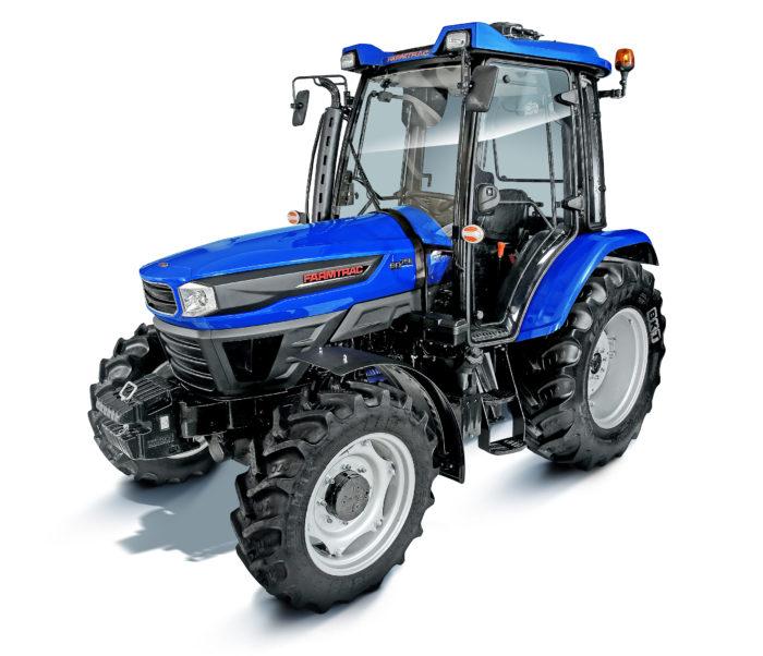 Farmtrac 6075 NETS