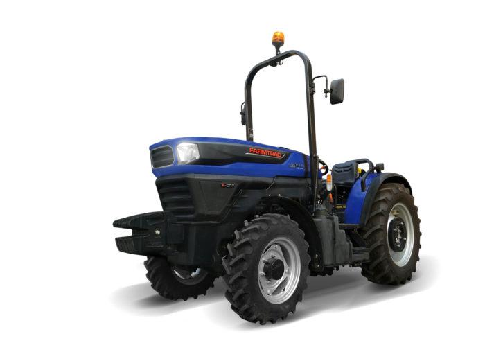 Farmtrac 6075 EN